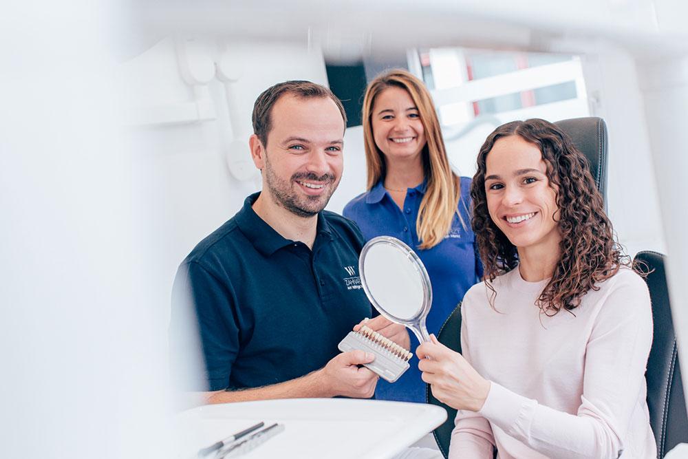 Ästhetische Zahnheilkunde Vaihingen - Zahnarzt Wenninger