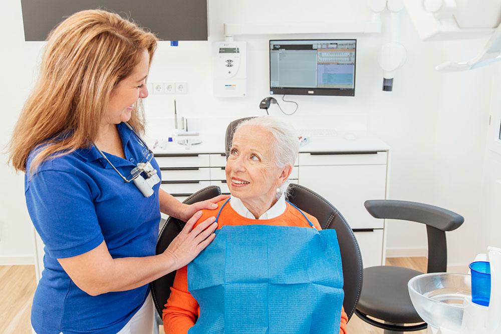 Parodontologie Vaihingen - Zahnarzt Wenninger - Vorbereitung