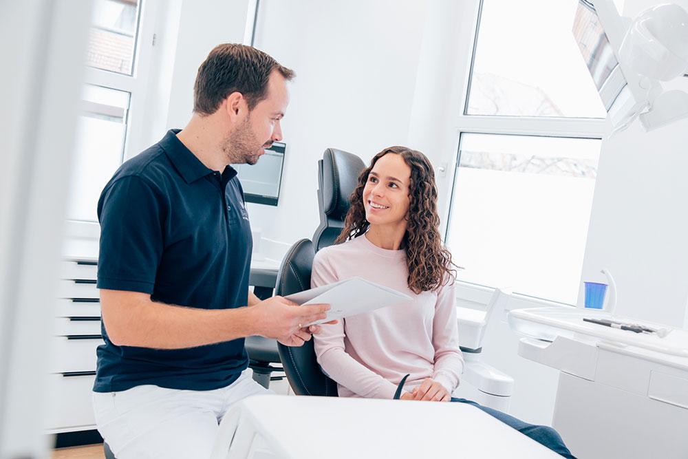 Wurzelkanalbehandlung Vaihingen - Zahnarzt Wenninger - maschinelle Wurzelkanalbehandlung
