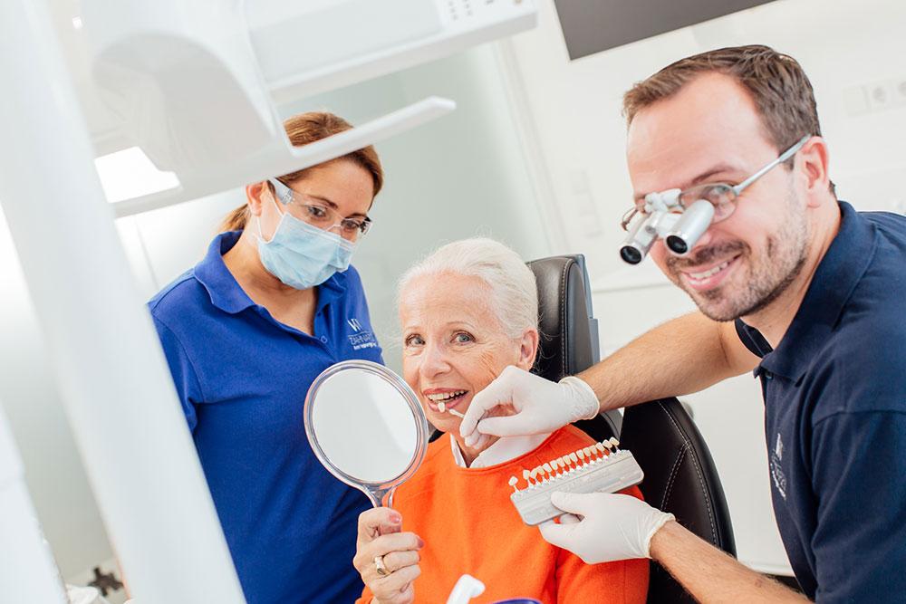 Zahnarzt Vaihingen - Wenninger - Leistungen - Füllungen